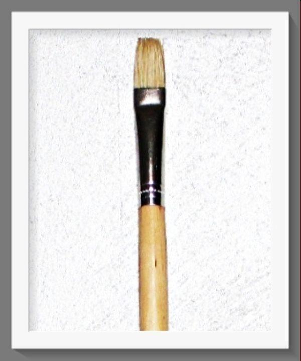Πινέλο Ζωγραφικής Πλακέ Ε-9703012 Ν-12