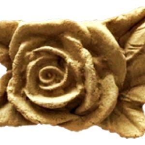 Ξυλόγλυπτο  Λουλούδι 0466 3,5cm x 5cm