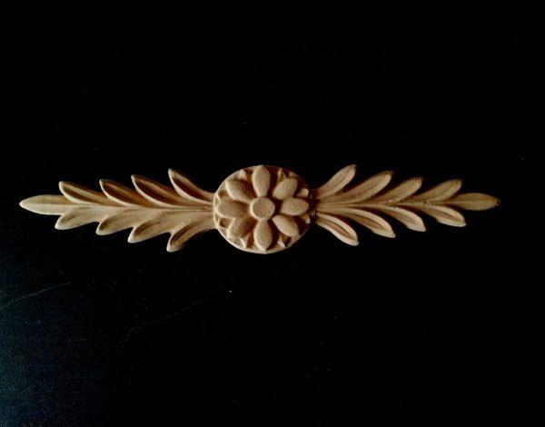 Ξυλόγλυπτο Διακοσμητικό 1455 20cmx4cm