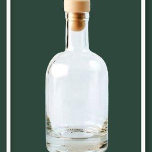 Γυάλινο Μπουκάλι Nocturne 000046 500ml