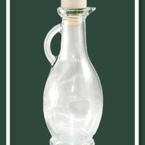 Γυάλινο Μπουκάλι Egizia 000056 500ml