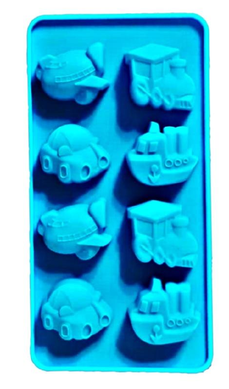 Καλούπι Σιλικόνης 2007003 για Σαπούνι-Γύψο-Πηλό