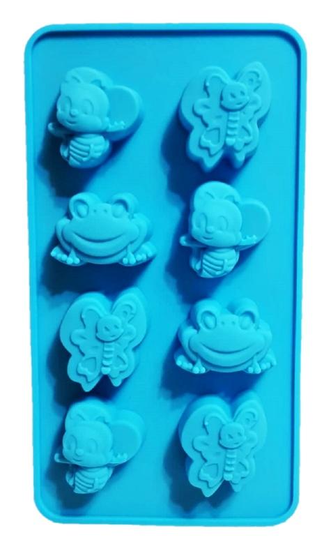 Καλούπι Σιλικόνης 2007005 για Σαπούνι-Γύψο-Πηλό