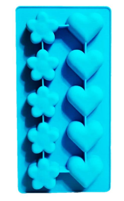 Καλούπι Σιλικόνης 2007006 για Σαπούνι-Γύψο-Πηλό