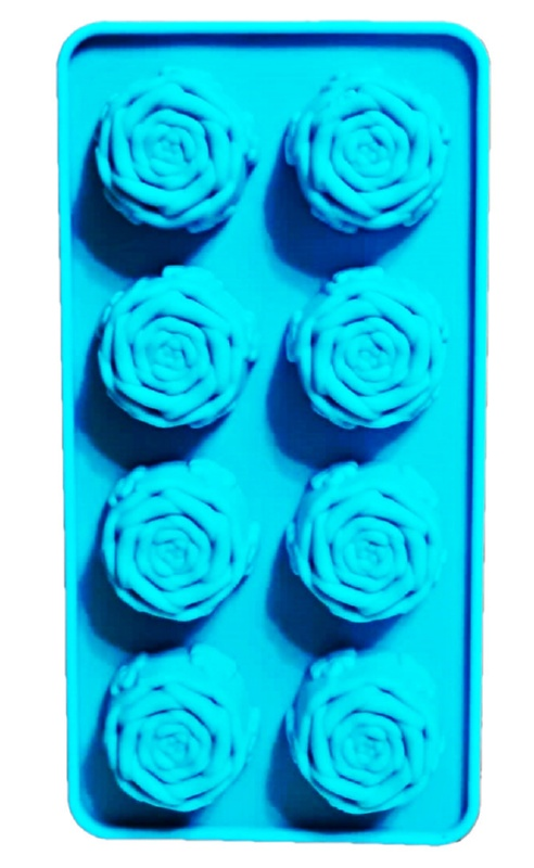Καλούπι Σιλικόνης 2007008 για Σαπούνι-Γύψο-Πηλό