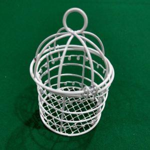 Μεταλλικό Διακοσμητικό Κλουβάκι 2605950