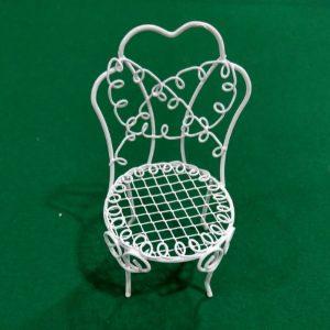Μεταλλική Διακοσμητική Καρέκλα 2605953