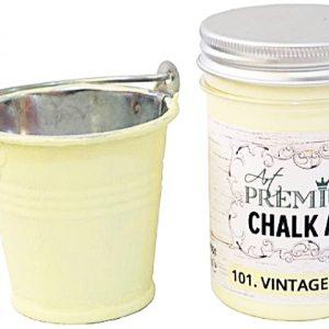 Χρώμα Κιμωλίας Art Premium Chalk Art - 101 Vintage Cream - 110ml