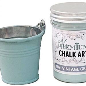 Χρώμα Κιμωλίας Art Premium Chalk Art - 109 Vintage Green - 110ml