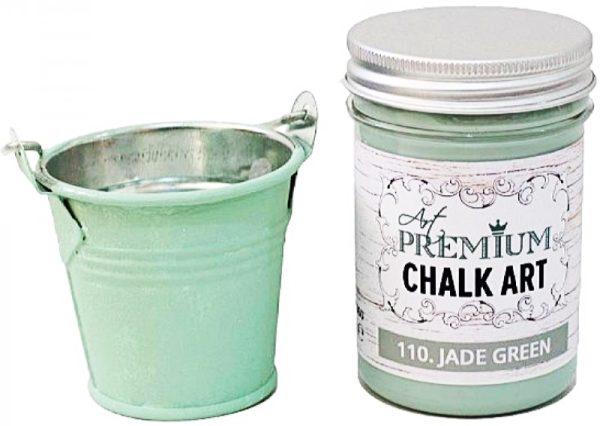 Χρώμα Κιμωλίας Art Premium Chalk Art - 110 Jade Green - 110ml