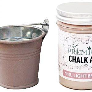 Χρώμα Κιμωλίας Art Premium Chalk Art - 113 Light Brown - 110ml