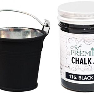 Χρώμα Κιμωλίας Art Premium Chalk Art - 116 Black Onyx - 110ml