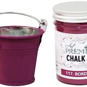 Χρώμα Κιμωλίας Art Premium Chalk Art - 117 Bordeaux - 110m