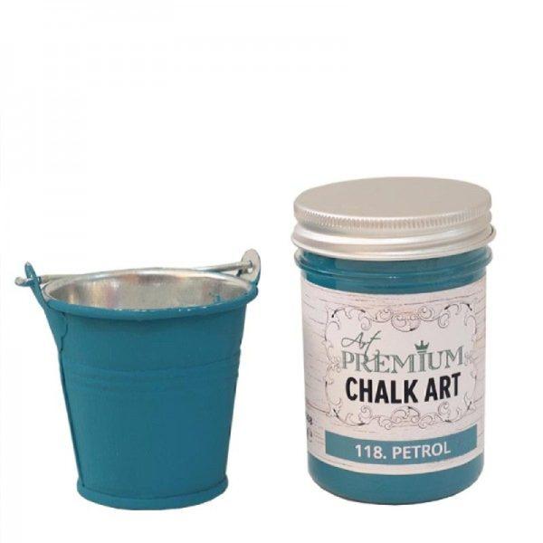 Χρώμα Κιμωλίας Art Premium Chalk Art - 118 Petrol - 110ML