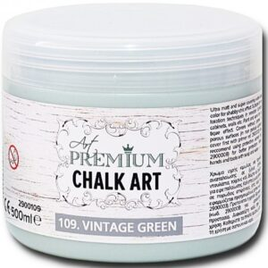 Χρώμα Κιμωλίας Art Premium Chalk Art - 109 Vintage Green - 500ml