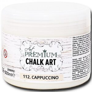 Χρώμα Κιμωλίας Art Premium Chalk Art - 112 Cappuccino - 500ml