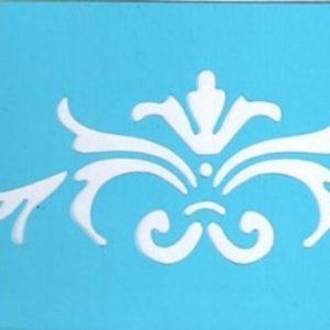 Στένσιλ Art Premium 2900608 - 7x15cm - Διακοσμητικό Κέντρου