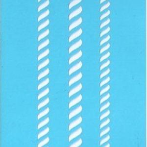 Στένσιλ Art Premium 2900609 - 7x15cm - Διακοσμητικές Γραμμές