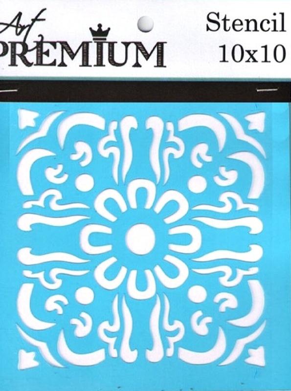 Στένσιλ Art Premium 2900610 - 10x10cm - Διακοσμητικό Κέντρου