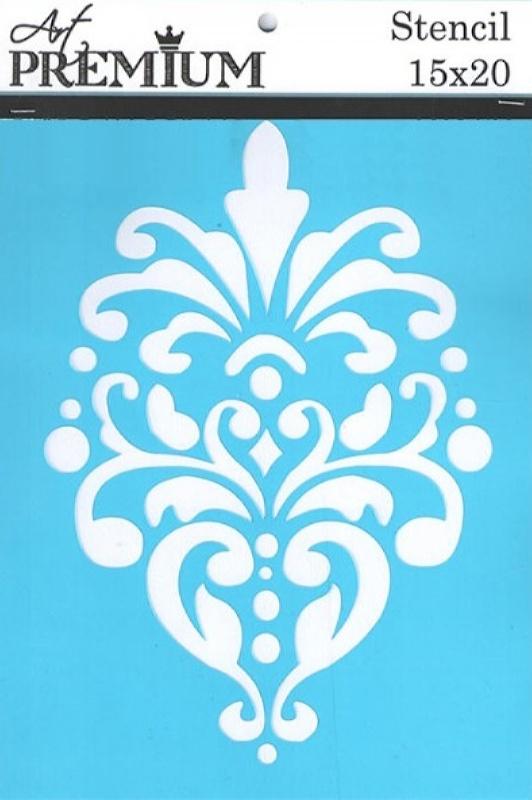 Στένσιλ Art Premium 2900621 - 15x20cm - Διακοσμητικό