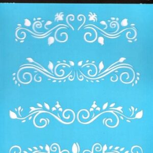 Στένσιλ Art Premium 2900623 - 15x20cm - Διακοσμητικά