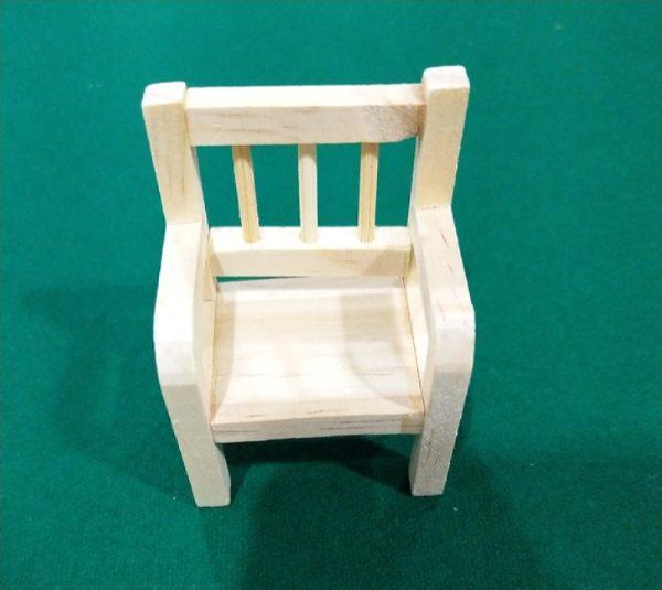 Ξύλινη Διακοσμητική Καρέκλα  3270160