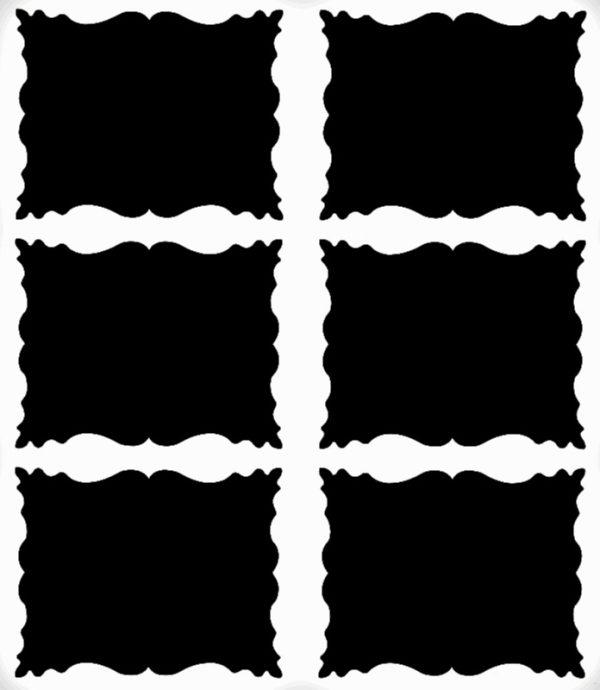 24 Αυτοκόλλητες Ετικέτες 3830104