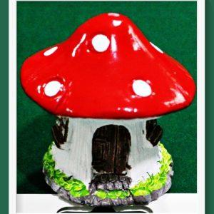 Διακοσμητικό Σπιτάκι Πορσελάνης 3870526