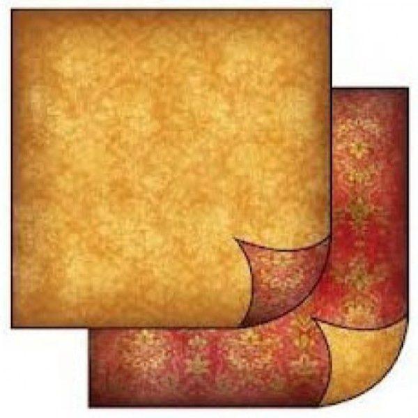 Χαρτί Scrapbooking 5001768 Stamperia Διπλής Όψης - Μοτίβα - 31x30cm