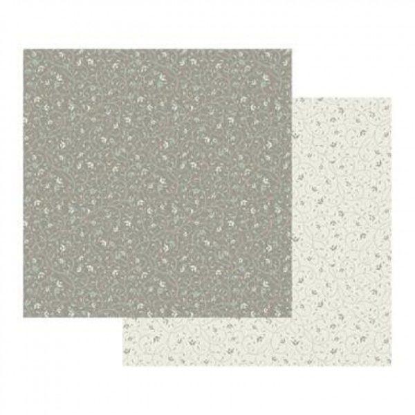 Χαρτί Scrapbooking 5001784 Stamperia Διπλής Όψης - Tartan Brown / Soft - 31x30cm