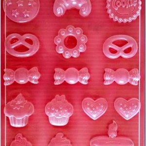 Εύκαμπτο Καλούπι για Σαπούνι-Γύψο 5002098 - 21x29.7cm - Γλυκά