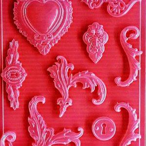 Εύκαμπτο Καλούπι για Σαπούνι-Γύψο 5002202 - 21x29.7cm - Διακοσμητικά