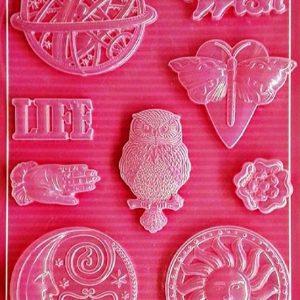 Εύκαμπτο Καλούπι για Σαπούνι-Γύψο 5002204 - 21x29.7cm - Alchemy