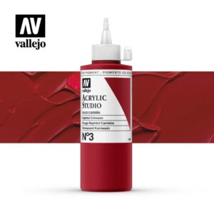 ACRYLIC STUDIO VALLEJO NO 3