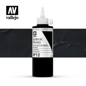 ACRYLIC STUDIO VALLEJO NO 12