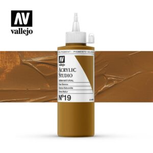 ACRYLIC STUDIO VALLEJO NO 19