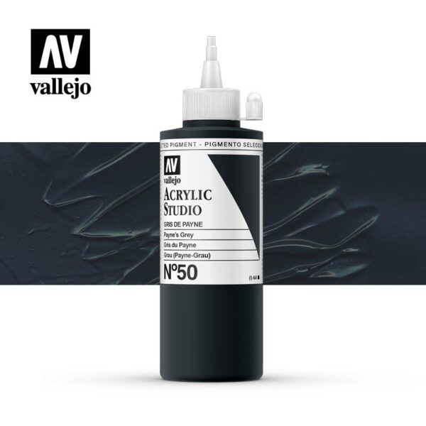 ACRYLIC STUDIO VALLEJO NO 50
