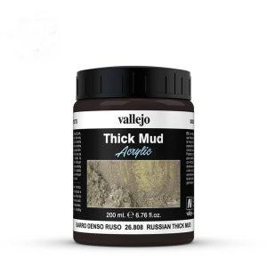 Πάστα Διοράμαtος Russian Mud 200ml