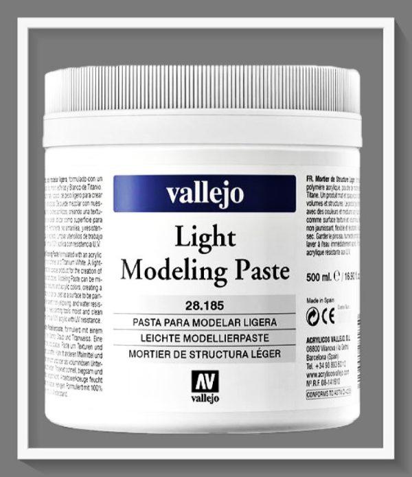 Πάστα Διαμόρφωσης Ακρυλική VAL28185 Vallejo 500ml