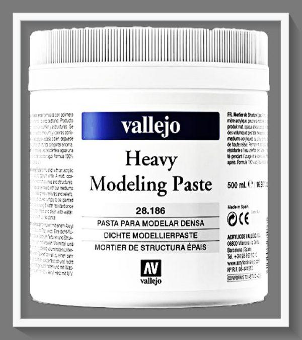 Πάστα Διαμόρφωσης Ακρυλική VAL28186  Vallejo 500ml