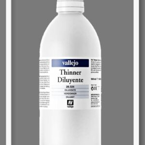 Vallejo Thinner Diluyente VAL28524 500ml
