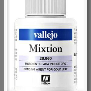 Vallejo Mixtion Kόλλα για Φύλλα Χρυσού VAL28860 85ml