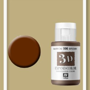 Vallejo Expand Colour 506 Brown