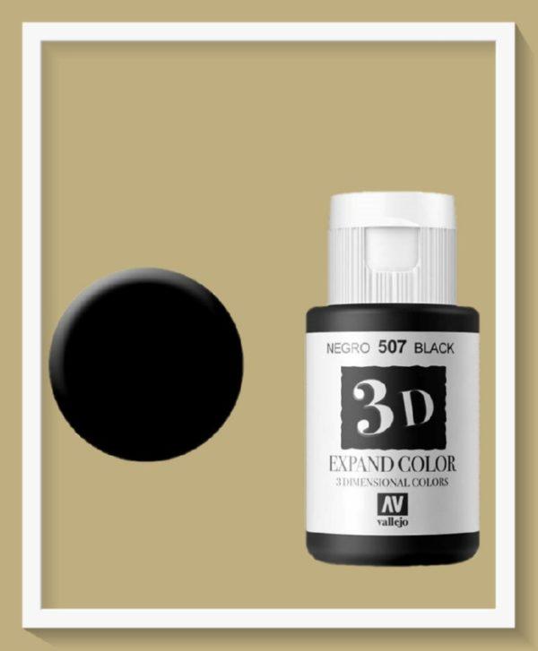Vallejo Expand Colour 507 Black