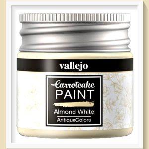 Vallejo Carrot Cake Matt Acrylic Paint 428 Almond White