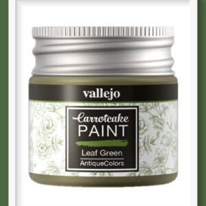 Vallejo Carrot Cake Matt Acrylic Paint 434 Leaf Green