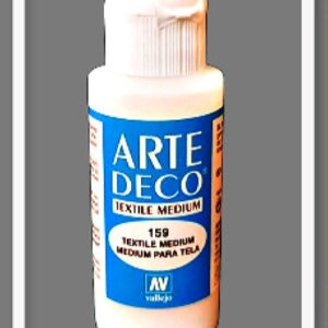 Vallejo Arte Deco Textile Medium VAL84159 60ml