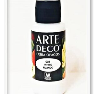 Vallejo Arte Deco Color White VAL85001 60m