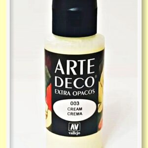 Vallejo Arte Deco Color Cream VAL85003 60ml