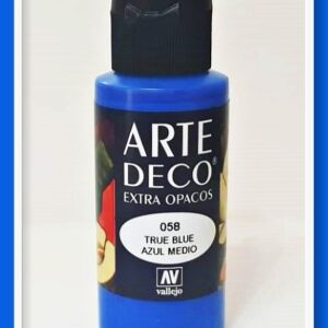 Vallejo Arte Deco Color True Blue VAL85058 60m